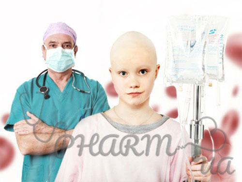 Детские онкологические заболевания